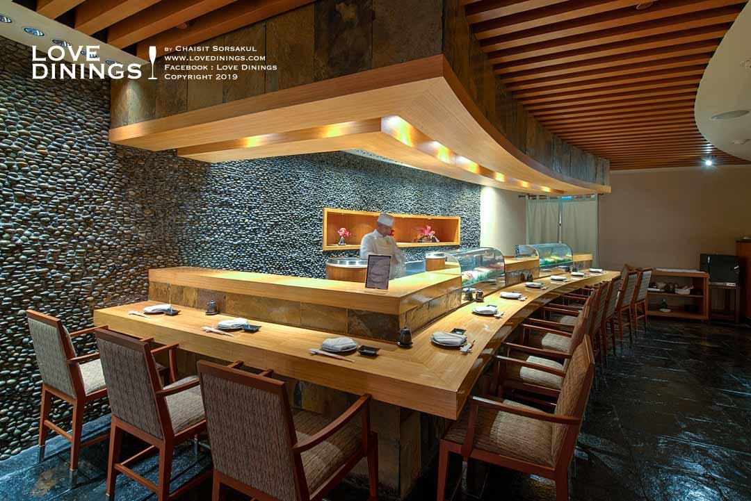 Kisara,Conrad Bangkok ห้องอาหารคิซาระ ร้านอาหารญี่ปุ่น โรงแรมคอนราด กรุงเทพฯ_01