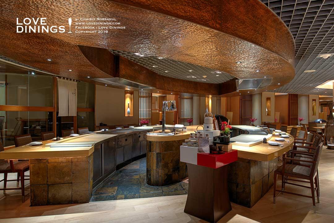 Kisara,Conrad Bangkok ห้องอาหารคิซาระ ร้านอาหารญี่ปุ่น โรงแรมคอนราด กรุงเทพฯ_04