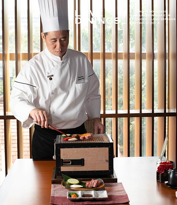 Kisara,Conrad Bangkok ห้องอาหารคิซาระ ร้านอาหารญี่ปุ่น โรงแรมคอนราด กรุงเทพฯ_10