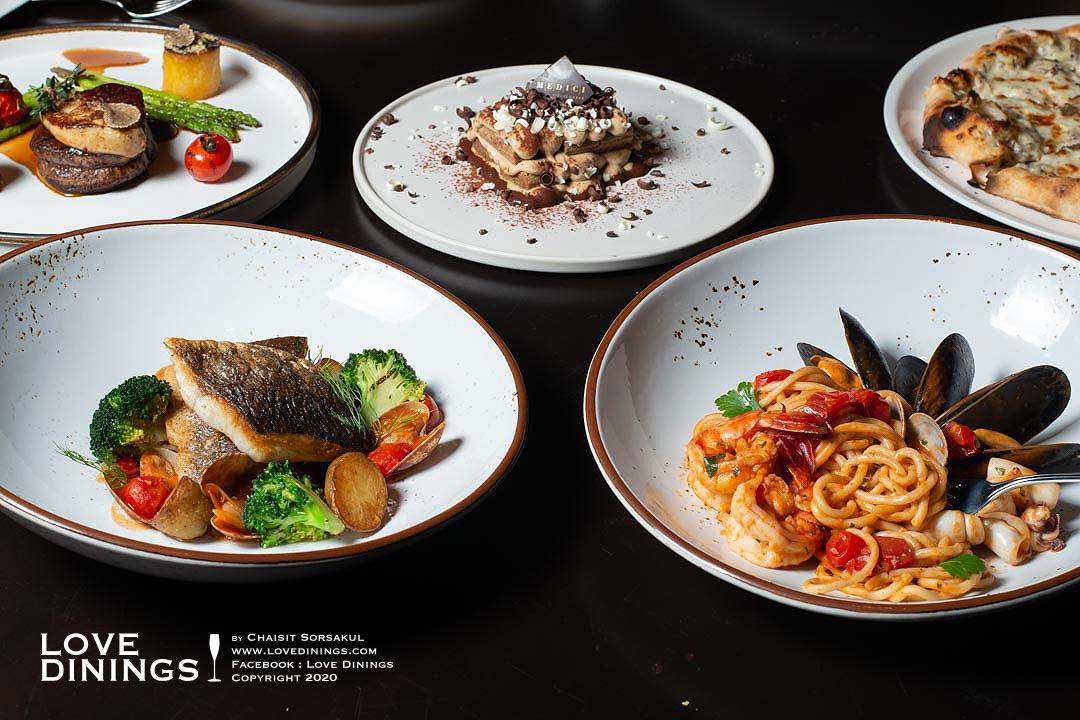 Medici Kitchen & Bar , Hotel Muse Bangkokเมดิชี่ คิทเช่นแอนด์บาร์ โฮเทลมิวส์กรุงเทพ_107