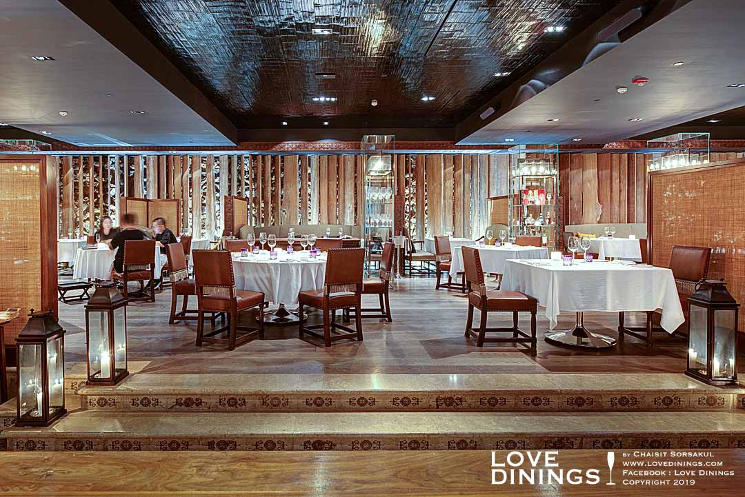 Tables Grill Grand Hyatt Erawan Bangkok French Restaurant,เทเบิลส์ กริลล์ ห้องอาหารฝรั่งเศสแกรนด์ไฮแอทเอราวัณ_01
