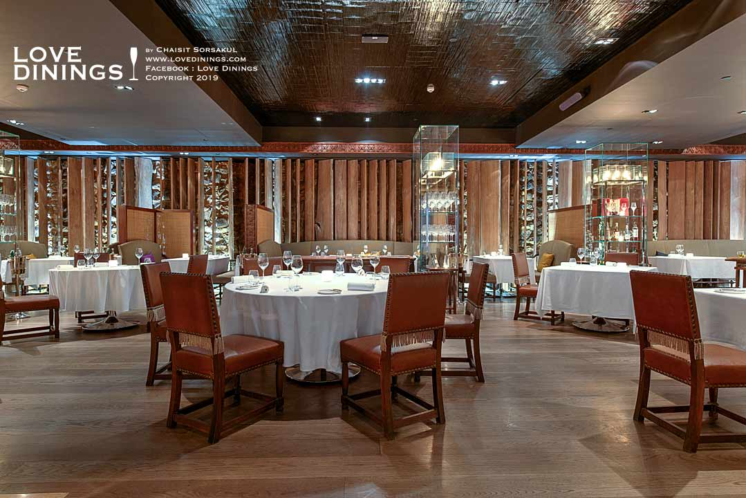 Tables Grill Grand Hyatt Erawan Bangkok French Restaurant,เทเบิลส์ กริลล์ ห้องอาหารฝรั่งเศสแกรนด์ไฮแอทเอราวัณ_02