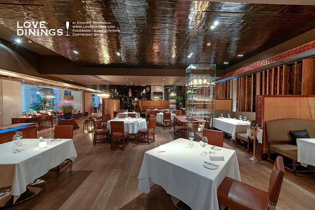 Tables Grill Grand Hyatt Erawan Bangkok French Restaurant,เทเบิลส์ กริลล์ ห้องอาหารฝรั่งเศสแกรนด์ไฮแอทเอราวัณ_03