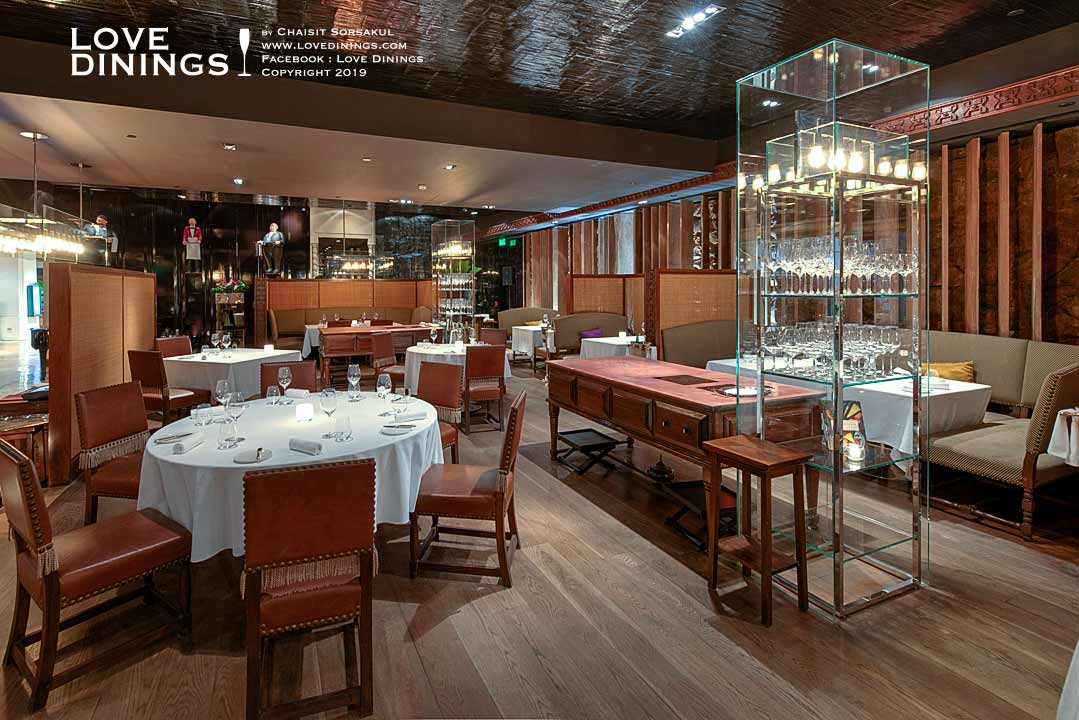 Tables Grill Grand Hyatt Erawan Bangkok French Restaurant,เทเบิลส์ กริลล์ ห้องอาหารฝรั่งเศสแกรนด์ไฮแอทเอราวัณ_04