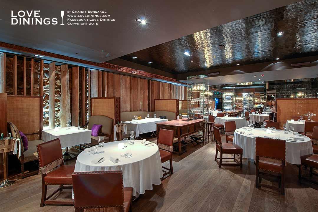 Tables Grill Grand Hyatt Erawan Bangkok French Restaurant,เทเบิลส์ กริลล์ ห้องอาหารฝรั่งเศสแกรนด์ไฮแอทเอราวัณ_05