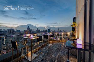 L'Appart Sofitel Bangkok Sukhumvit, Rooftop Bar Bangkok ...