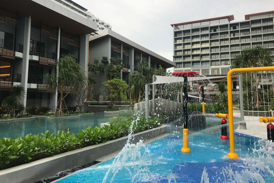 Pattaya Marriott Resort And Spa Pantip