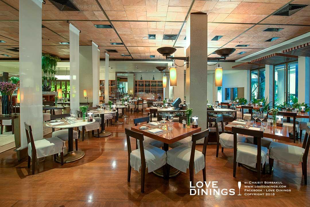 Biscotti Anantara Siam Bangkok บิสคอสติ บิสก็อตติ ห้องอาหารอิตาเลียนโรงแรมอนันตราสยาม_01