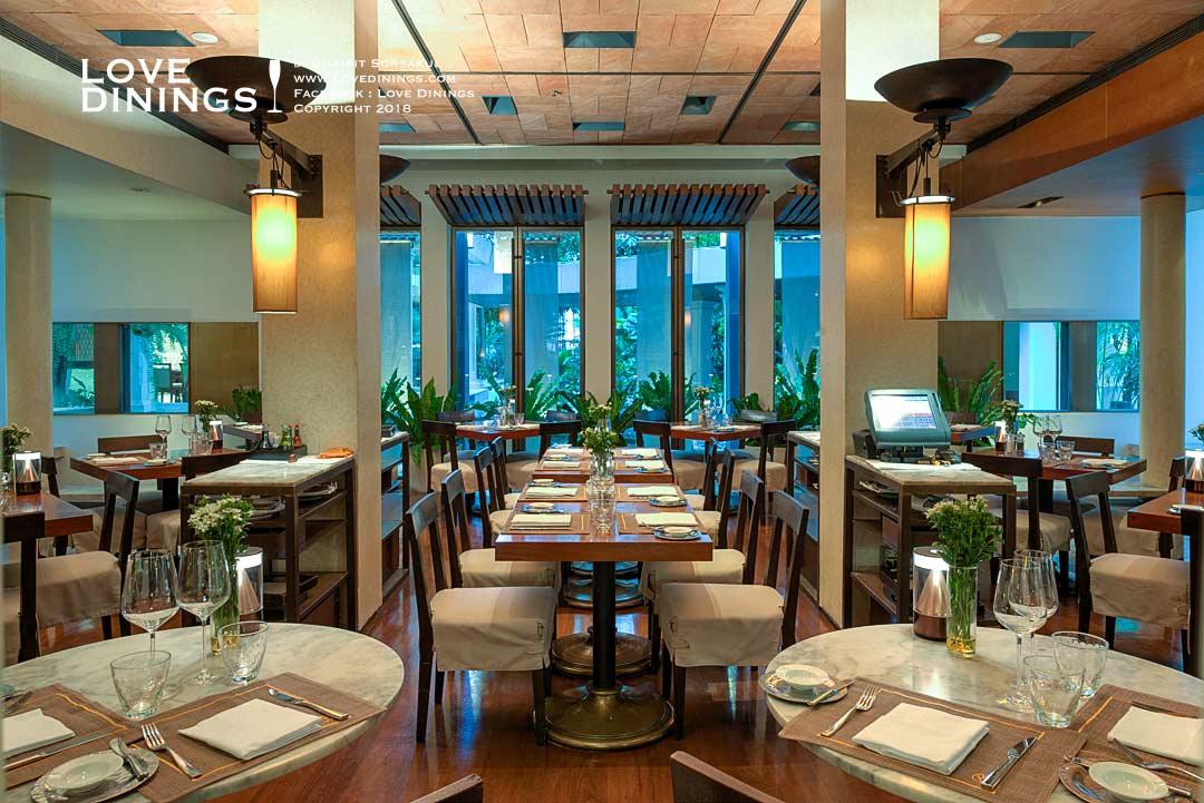Biscotti Anantara Siam Bangkok บิสคอสติ บิสก็อตติ ห้องอาหารอิตาเลียนโรงแรมอนันตราสยาม_02