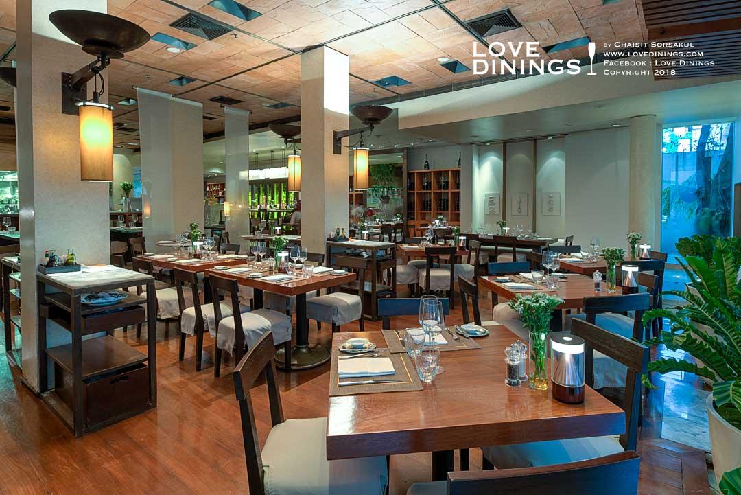 Biscotti Anantara Siam Bangkok บิสคอสติ บิสก็อตติ ห้องอาหารอิตาเลียนโรงแรมอนันตราสยาม_04
