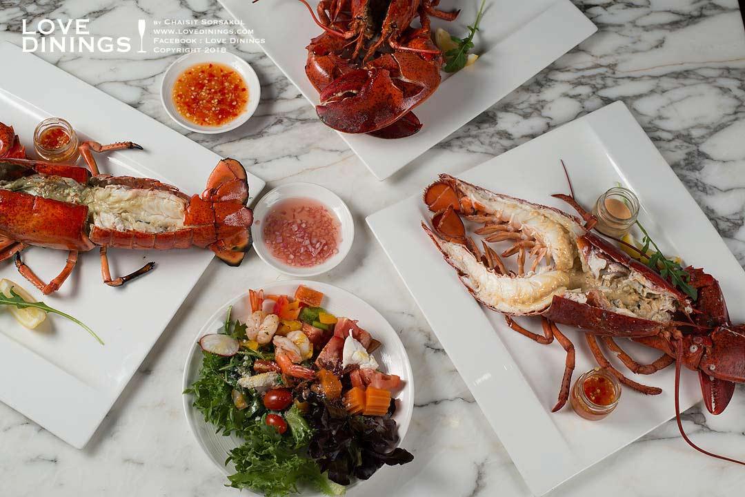 ซันเดย์บรันซ์อาหารอิตาเลียน สกาลินี่ ฮิลตันสุขุมวิท Italian Sunday Brunch Scalini Hilton Sukhumvit_23