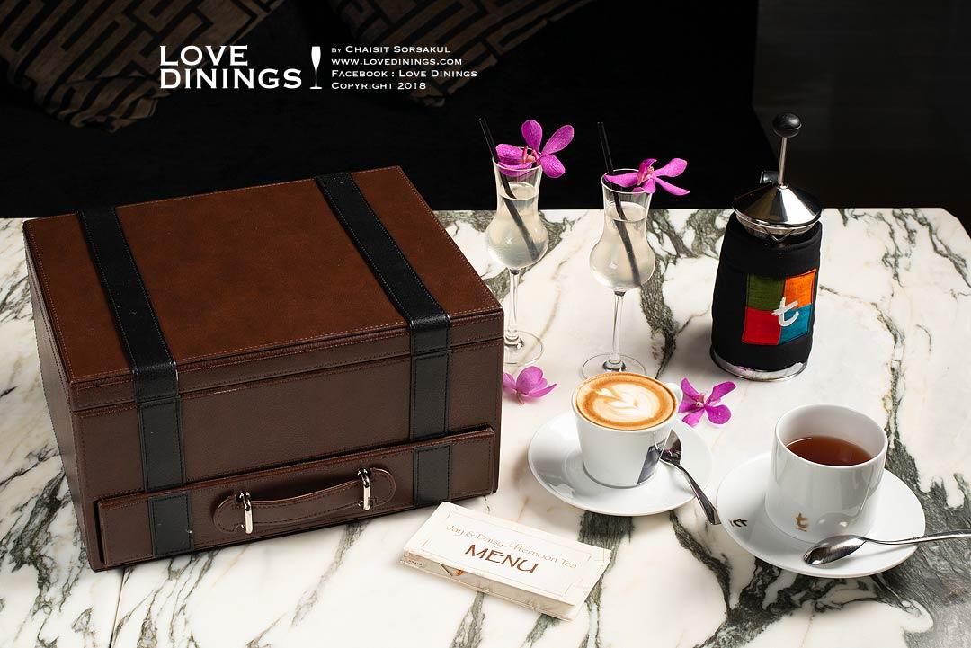 Afternoon Tea HILTON SUKHUMVIT BANGKOK,อาฟเตอร์นูนที ฮิลตันสุขุมวิทที่มอนโด_402