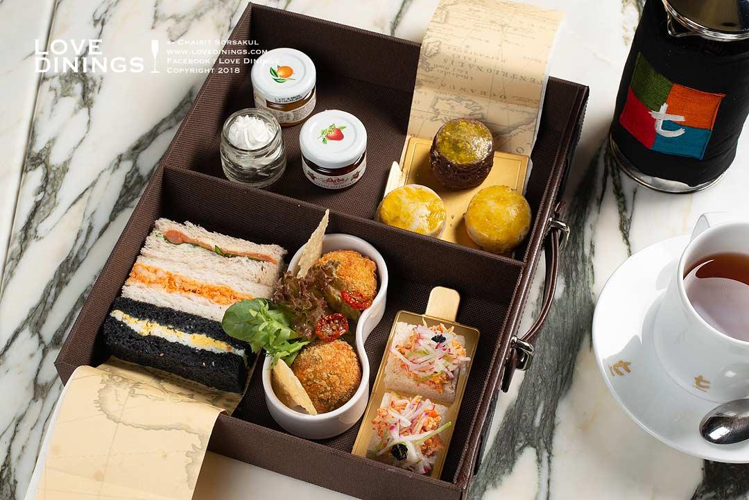 Afternoon Tea HILTON SUKHUMVIT BANGKOK,อาฟเตอร์นูนที ฮิลตันสุขุมวิทที่มอนโด_406