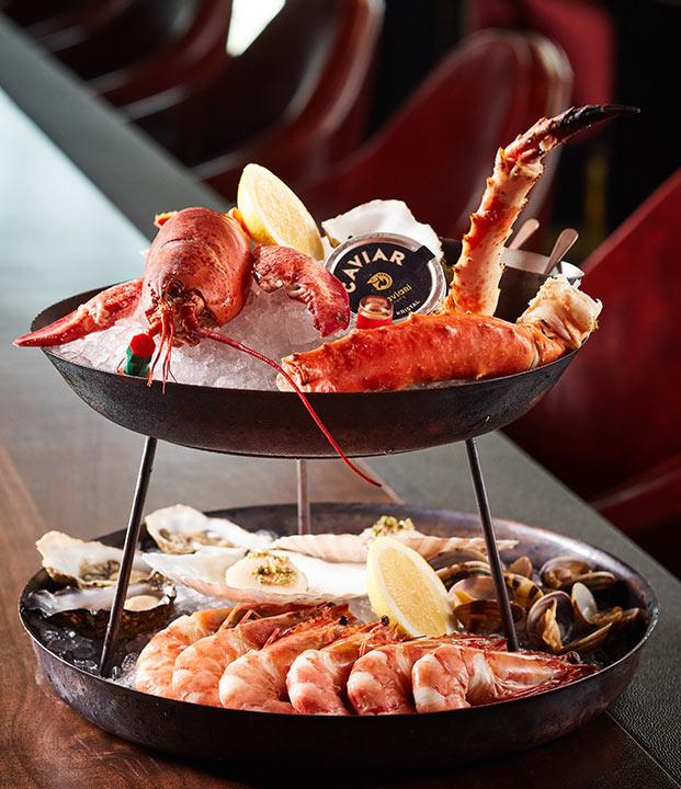 บูลแอนด์แบร์ ห้องสเต็กวอดอร์ฟ กรุงเทพ วาเลนไทน์ 2562 Bull&Bear Waldorf Astoria Bangkok Steak House ,Valentine 2019_2