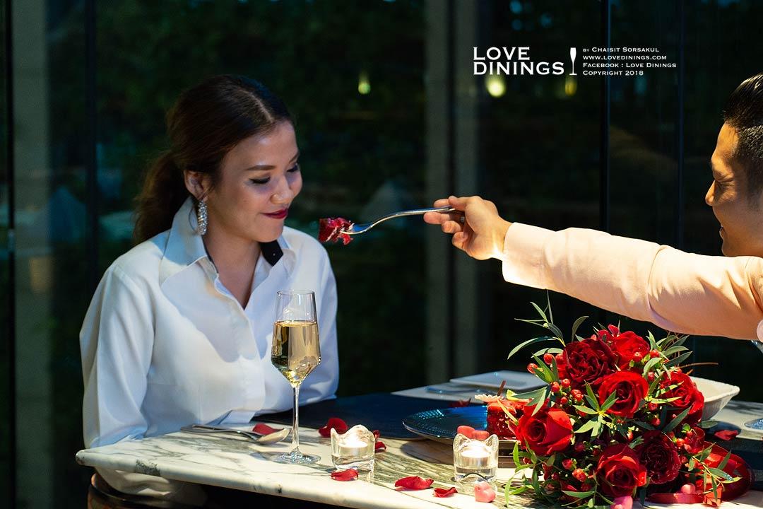สุดยอดร้านอาหารวาเลนไทน์ 2562 กรุงเทพ พัทยา Valentine Restaurant 2019 Bangkok Pattaya_