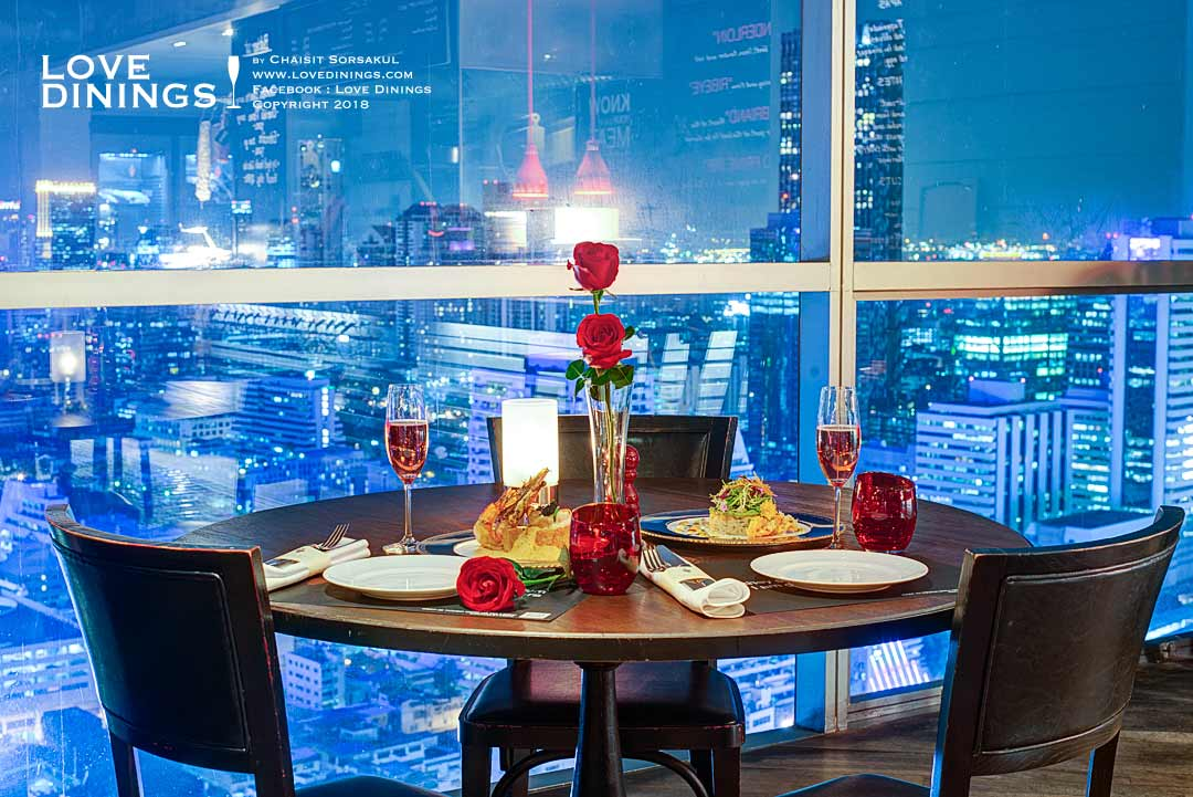 สุดยอดร้านอาหารวาเลนไทน์ 2562 กรุงเทพ พัทยา Valentine Restaurant 2019 Bangkok Pattaya_012