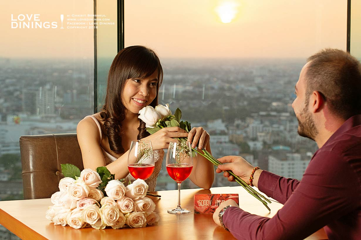 สุดยอดร้านอาหารวาเลนไทน์ 2562 กรุงเทพ พัทยา Valentine Restaurant 2019 Bangkok Pattaya_014