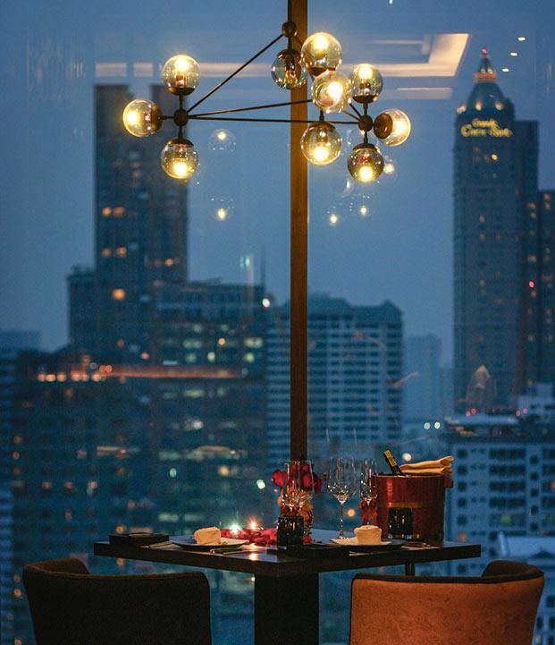 โปรโมชั่นร้านอาหารวาเลนไทน์ 2562 ,Valentine Restaurant Promotion Five Star Hotel Bangkok 2019 จากโรงแรมห้าดาวชั้นนำทั่วกรุงเทพ-23