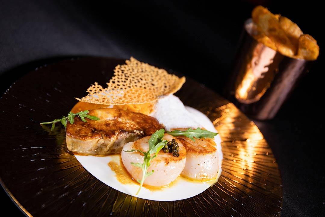 โปรโมชั่นร้านอาหารวาเลนไทน์ 2562 ,Valentine Restaurant Promotion Five Star Hotel Bangkok 2019_103