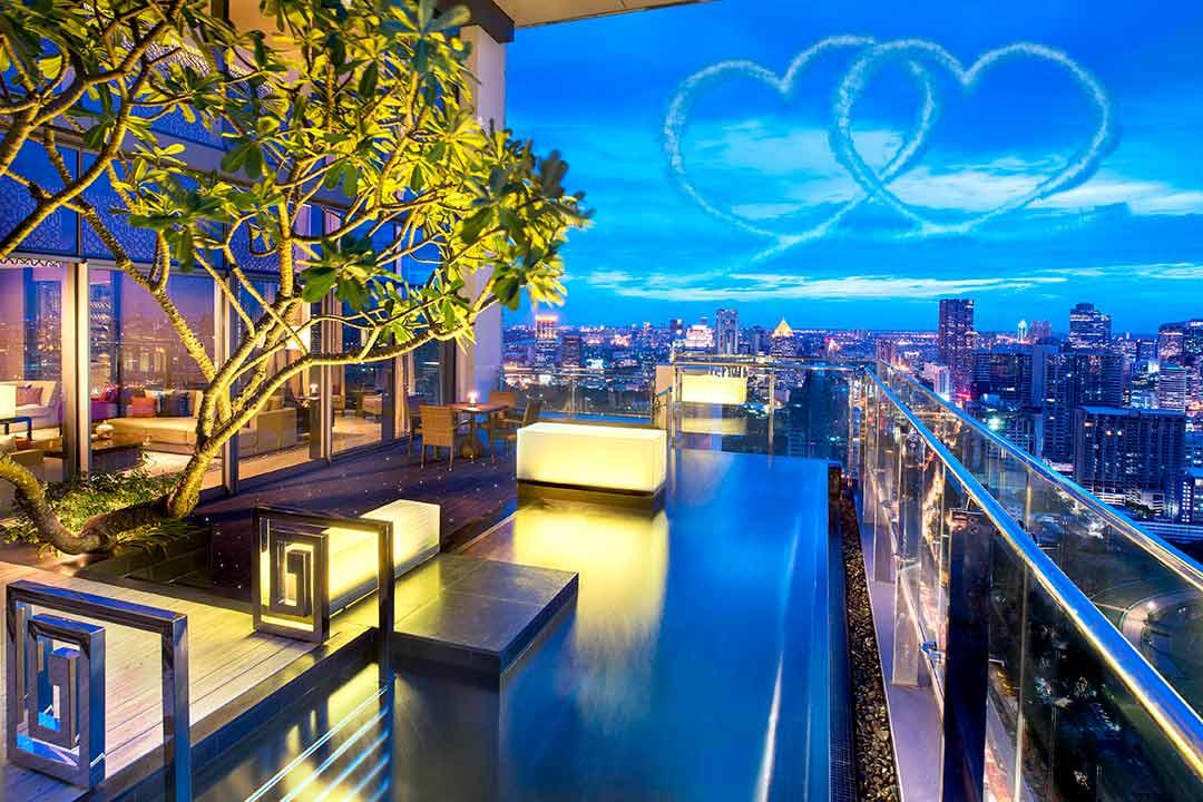 โปรโมชั่นร้านอาหารวาเลนไทน์ 2562 ,Valentine Restaurant Promotion Five Star Hotel Bangkok 2019_120