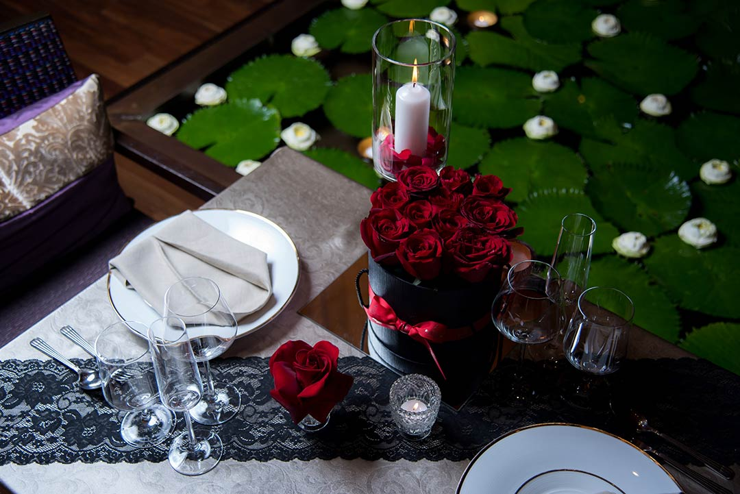 โปรโมชั่นร้านอาหารวาเลนไทน์ 2562 ,Valentine Restaurant Promotion Five Star Hotel Bangkok 2019_127