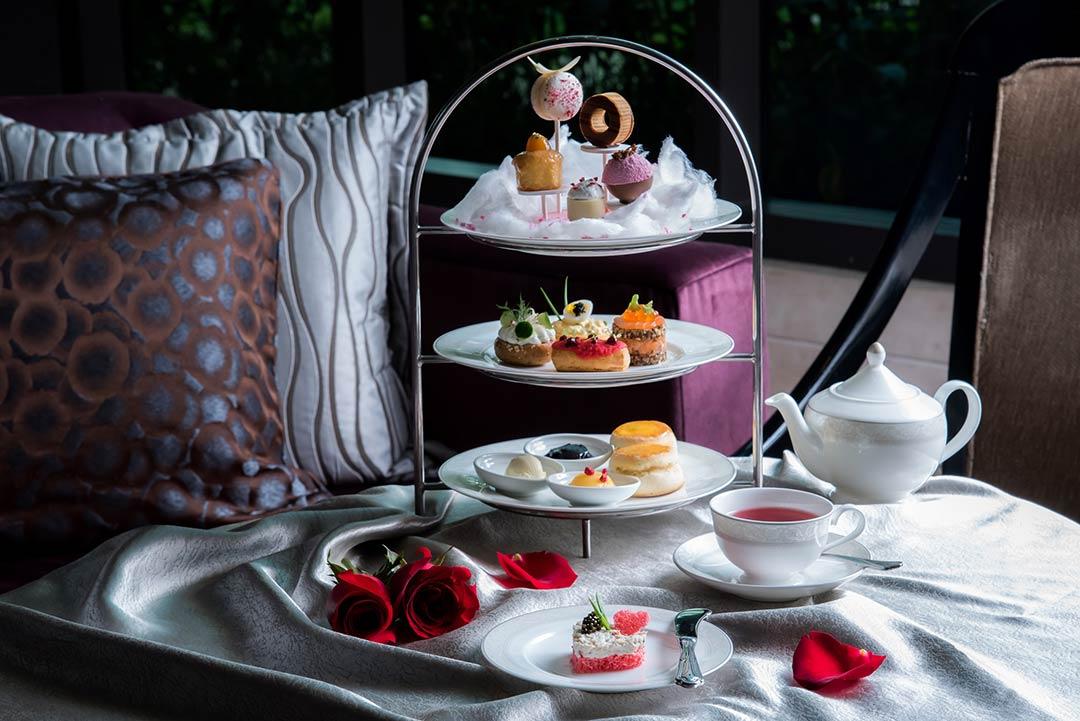 โปรโมชั่นร้านอาหารวาเลนไทน์ 2562 ,Valentine Restaurant Promotion Five Star Hotel Bangkok 2019_129