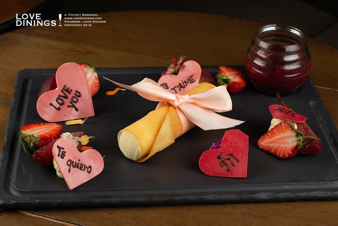โปรโมชั่นร้านอาหารวาเลนไทน์ 2562 ,Valentine Restaurant Promotion Five Star Hotel Bangkok 2019_15