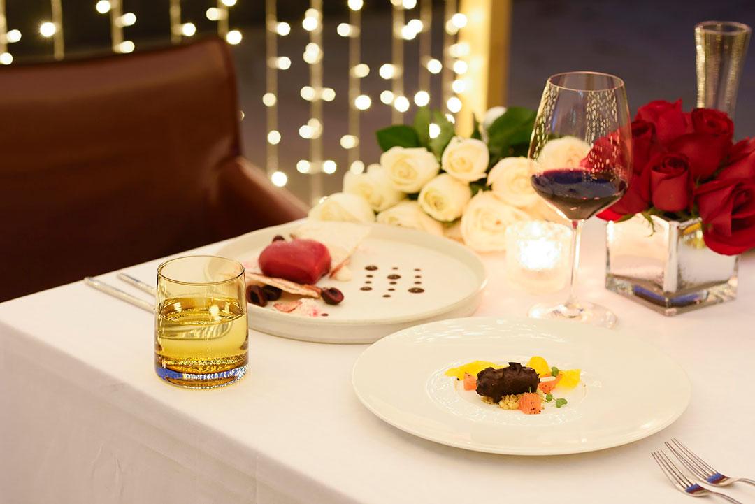 โปรโมชั่นร้านอาหารวาเลนไทน์ 2562 ,Valentine Restaurant Promotion Five Star Hotel Bangkok 2019_27