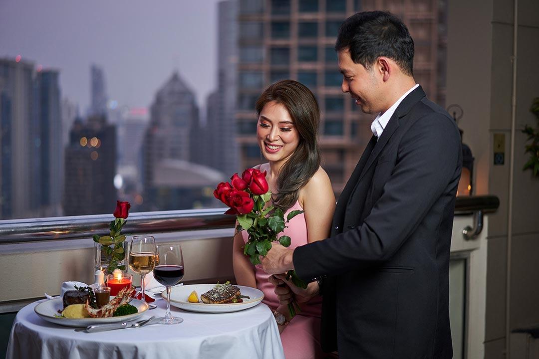 โปรโมชั่นร้านอาหารวาเลนไทน์ 2562 ,Valentine Restaurant Promotion Five Star Hotel Bangkok 2019_50