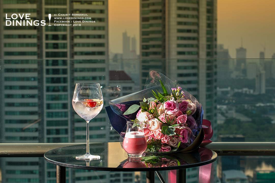 โปรโมชั่นร้านอาหารวาเลนไทน์ 2562 ,Valentine Restaurant Promotion Five Star Hotel Bangkok 2019_57