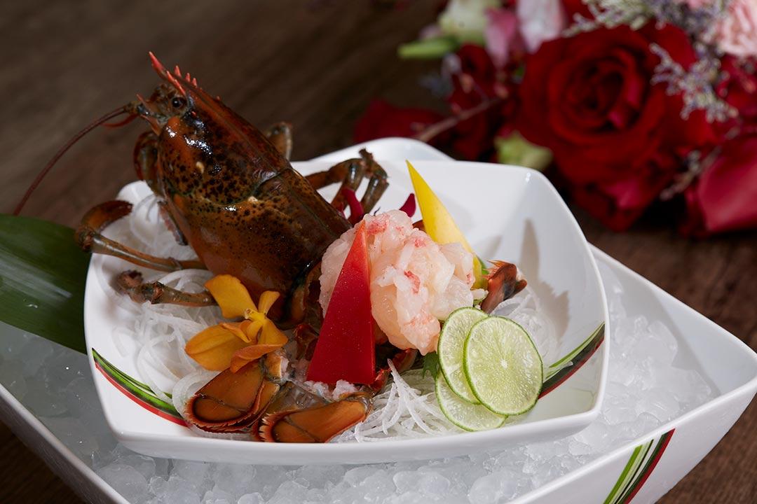 โปรโมชั่นร้านอาหารวาเลนไทน์ 2562 ,Valentine Restaurant Promotion Five Star Hotel Bangkok 2019_65