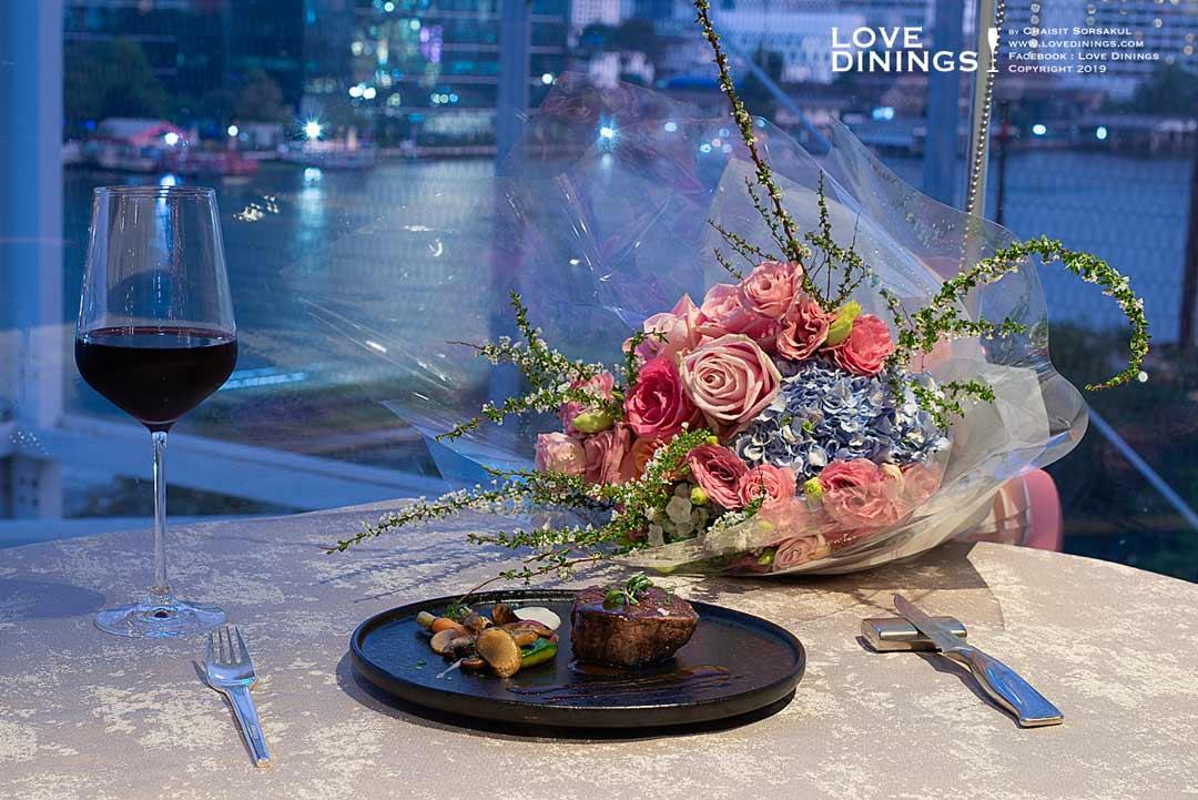 โปรโมชั่นร้านอาหารวาเลนไทน์ 2562 ,Valentine Restaurant Promotion Five Star Hotel Bangkok 2019_77
