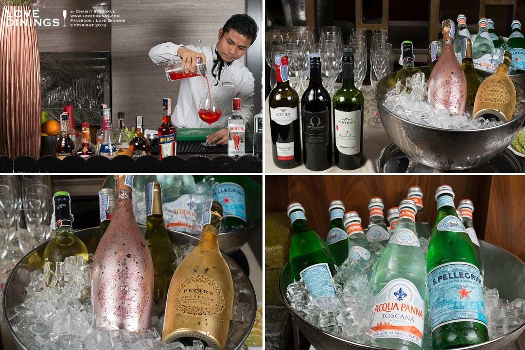 Sunday Brunch Rośe Champagne Brunch Siam Kempinski Bangkok ซันเดย์บรันซ์ แชมเปญโรสบรันซ์ โรงแรมสยามเคมปินสกี้กรุงเทพ_15