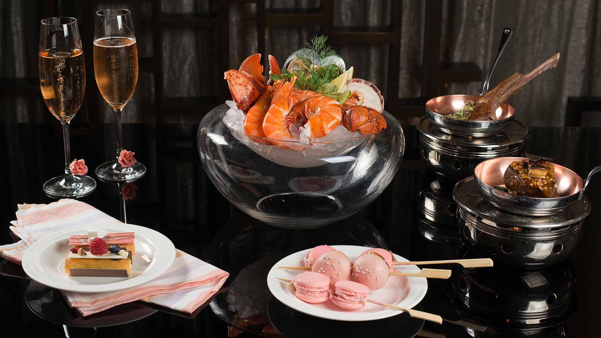 Sunday Brunch Rośe Champagne Brunch Siam Kempinski Bangkok ซันเดย์บรันซ์ แชมเปญโรสบรันซ์ โรงแรมสยามเคมปินสกี้กรุงเทพ_Banner1
