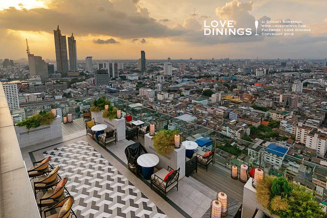 เยารูฟท็อป เหยารูฟท็อป เย่ารูฟท็อปบาร์ แมริออทสุรวงศ์ YAO Rooftop Bar Bangkok Marriott Hotel The Surawongse_401