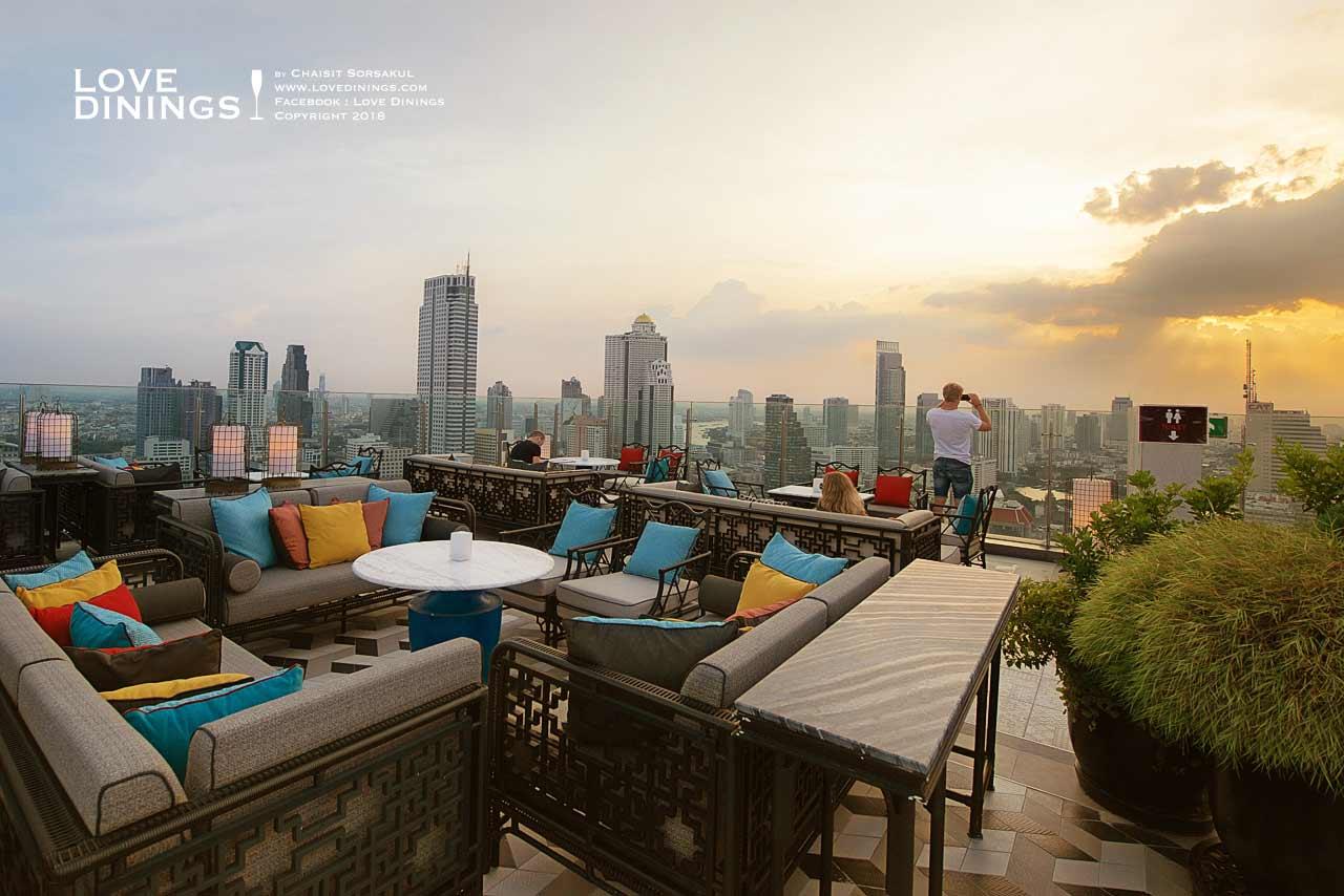 เยารูฟท็อป เหยารูฟท็อป เย่ารูฟท็อปบาร์ แมริออทสุรวงศ์ YAO Rooftop Bar Bangkok Marriott Hotel The Surawongse_402