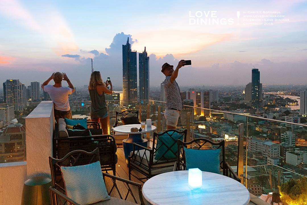เยารูฟท็อป เหยารูฟท็อป เย่ารูฟท็อปบาร์ แมริออทสุรวงศ์ YAO Rooftop Bar Bangkok Marriott Hotel The Surawongse_403