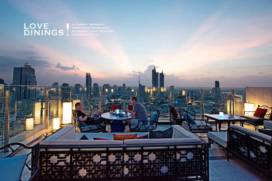 เยารูฟท็อป เหยารูฟท็อป เย่ารูฟท็อปบาร์ แมริออทสุรวงศ์ YAO Rooftop Bar Bangkok Marriott Hotel The Surawongse_404