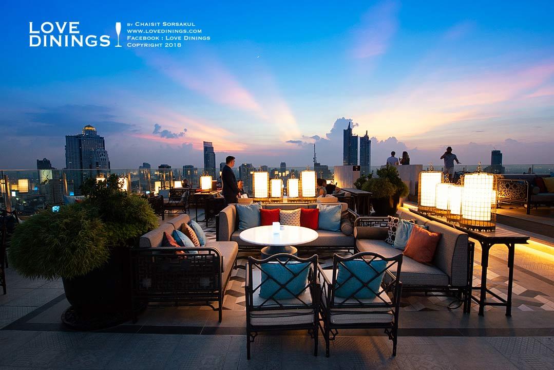 เยารูฟท็อป เหยารูฟท็อป เย่ารูฟท็อปบาร์ แมริออทสุรวงศ์ YAO Rooftop Bar Bangkok Marriott Hotel The Surawongse_405