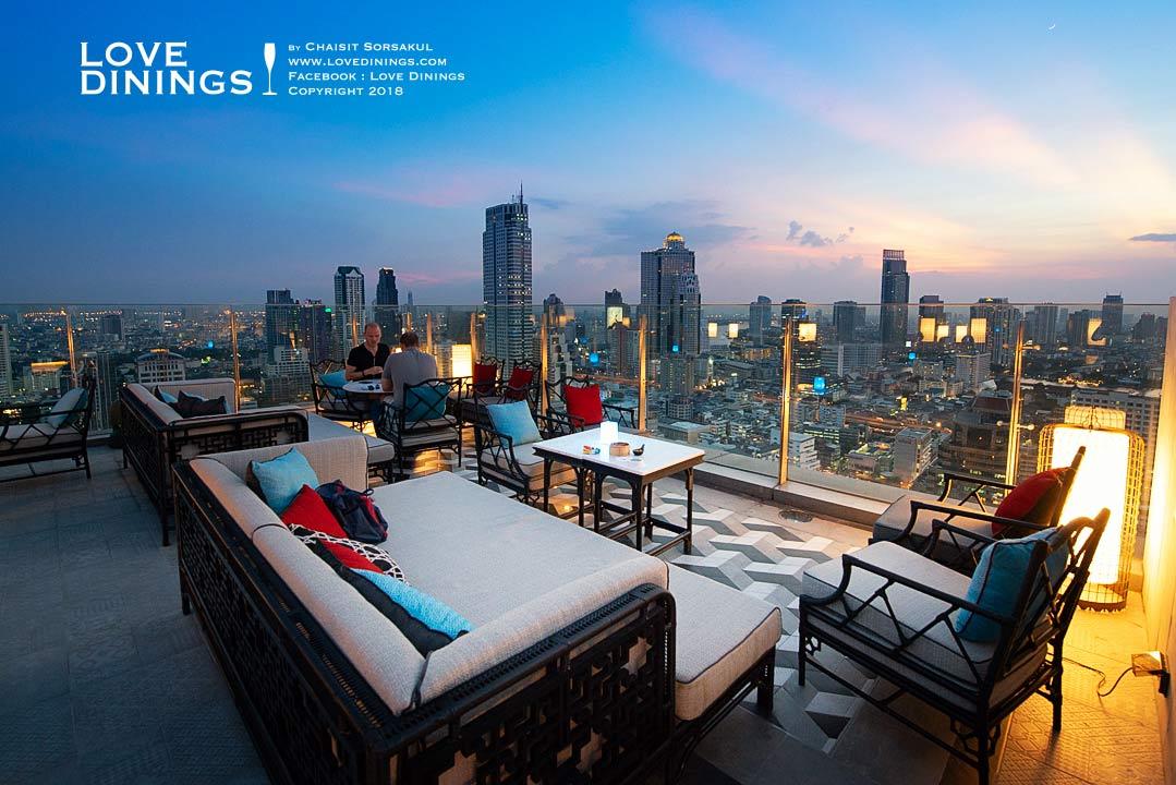เยารูฟท็อป เหยารูฟท็อป เย่ารูฟท็อปบาร์ แมริออทสุรวงศ์ YAO Rooftop Bar Bangkok Marriott Hotel The Surawongse_406