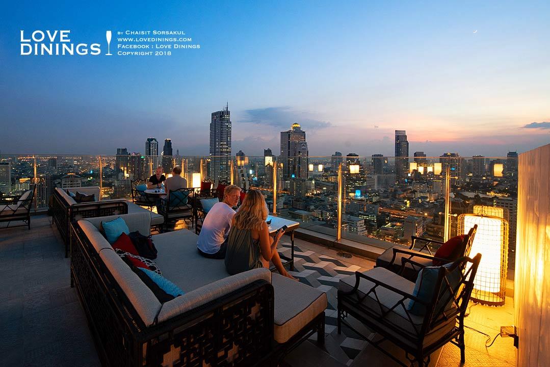 เยารูฟท็อป เหยารูฟท็อป เย่ารูฟท็อปบาร์ แมริออทสุรวงศ์ YAO Rooftop Bar Bangkok Marriott Hotel The Surawongse_407