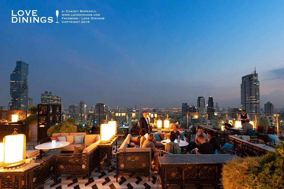 เยารูฟท็อป เหยารูฟท็อป เย่ารูฟท็อปบาร์ แมริออทสุรวงศ์ YAO Rooftop Bar Bangkok Marriott Hotel The Surawongse_408