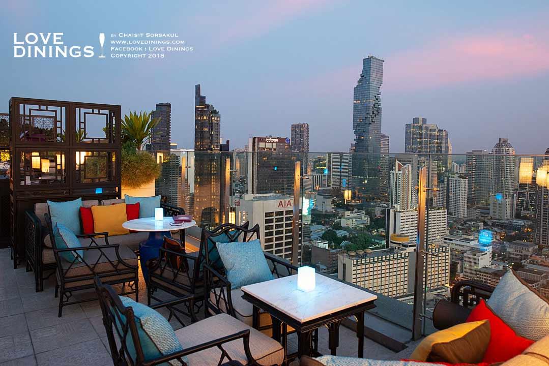 เยารูฟท็อป เหยารูฟท็อป เย่ารูฟท็อปบาร์ แมริออทสุรวงศ์ YAO Rooftop Bar Bangkok Marriott Hotel The Surawongse_410
