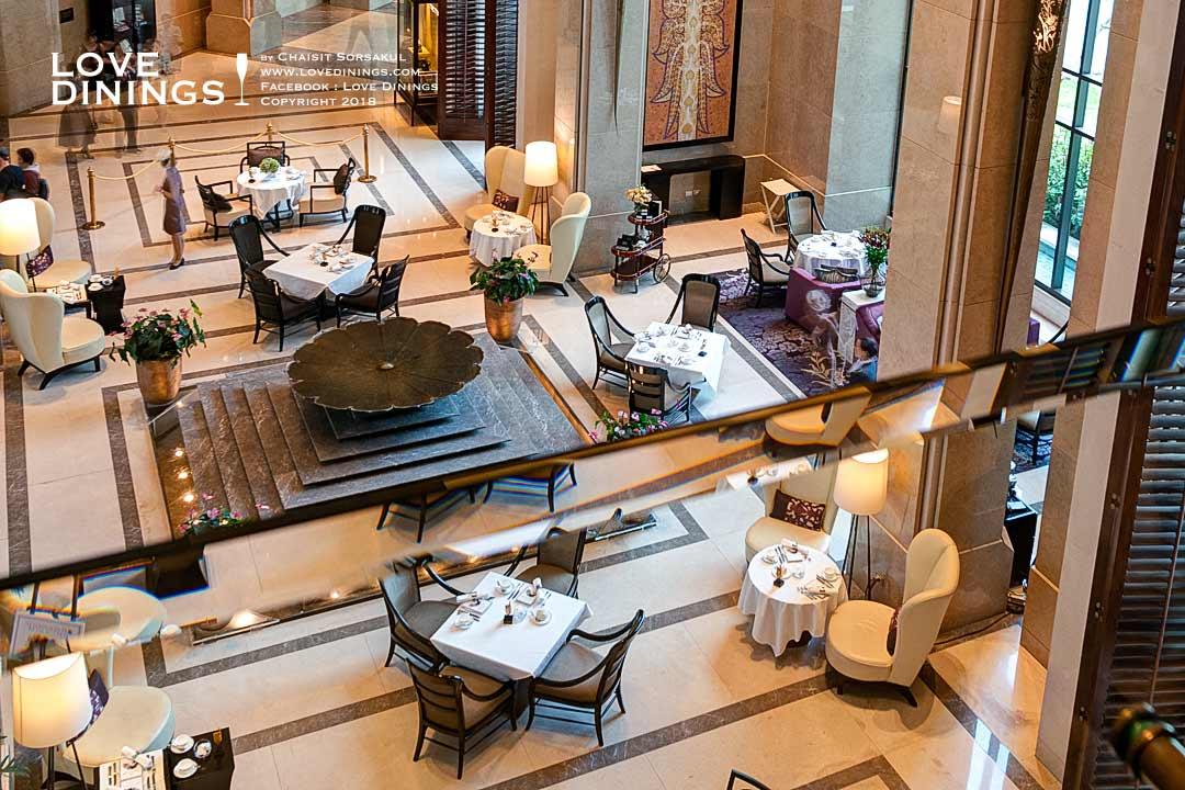 อาฟเตอร์นูนทีโรงแรมสยามเคมปินสกี้ กรุงเทพฯ เซ็ทคอร์ส Afternoon Tea Siam Kempinski Hotel Bangkok Set Course Reimage_01