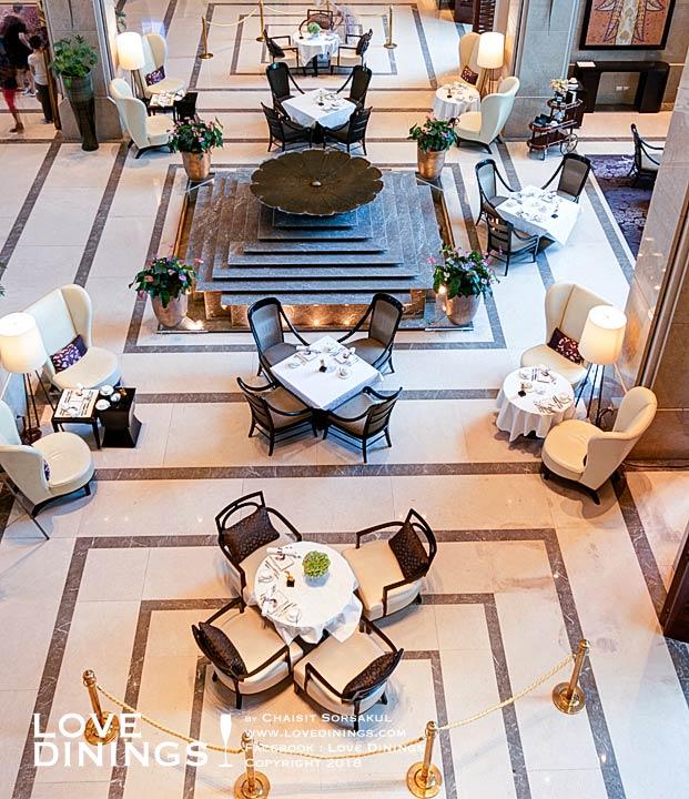 อาฟเตอร์นูนทีโรงแรมสยามเคมปินสกี้ กรุงเทพฯ เซ็ทคอร์ส Afternoon Tea Siam Kempinski Hotel Bangkok Set Course Reimage_02