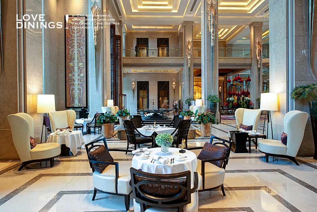 อาฟเตอร์นูนทีโรงแรมสยามเคมปินสกี้ กรุงเทพฯ เซ็ทคอร์ส Afternoon Tea Siam Kempinski Hotel Bangkok Set Course Reimage_03