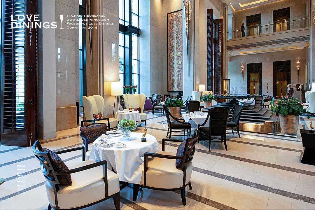 อาฟเตอร์นูนทีโรงแรมสยามเคมปินสกี้ กรุงเทพฯ เซ็ทคอร์ส Afternoon Tea Siam Kempinski Hotel Bangkok Set Course Reimage_04