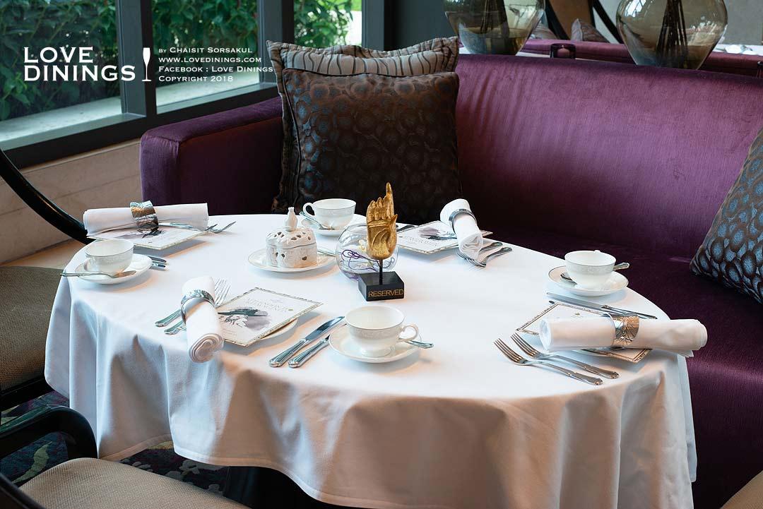 อาฟเตอร์นูนทีโรงแรมสยามเคมปินสกี้ กรุงเทพฯ เซ็ทคอร์ส Afternoon Tea Siam Kempinski Hotel Bangkok Set Course Reimage_07