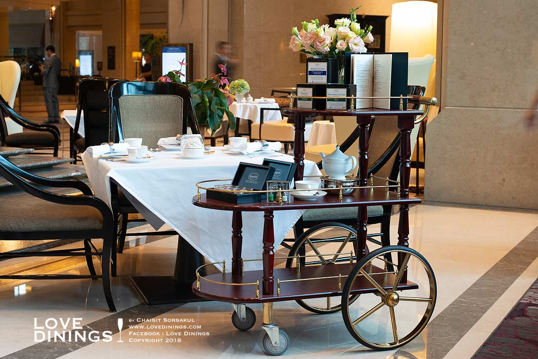 อาฟเตอร์นูนทีโรงแรมสยามเคมปินสกี้ กรุงเทพฯ เซ็ทคอร์ส Afternoon Tea Siam Kempinski Hotel Bangkok Set Course Reimage_08