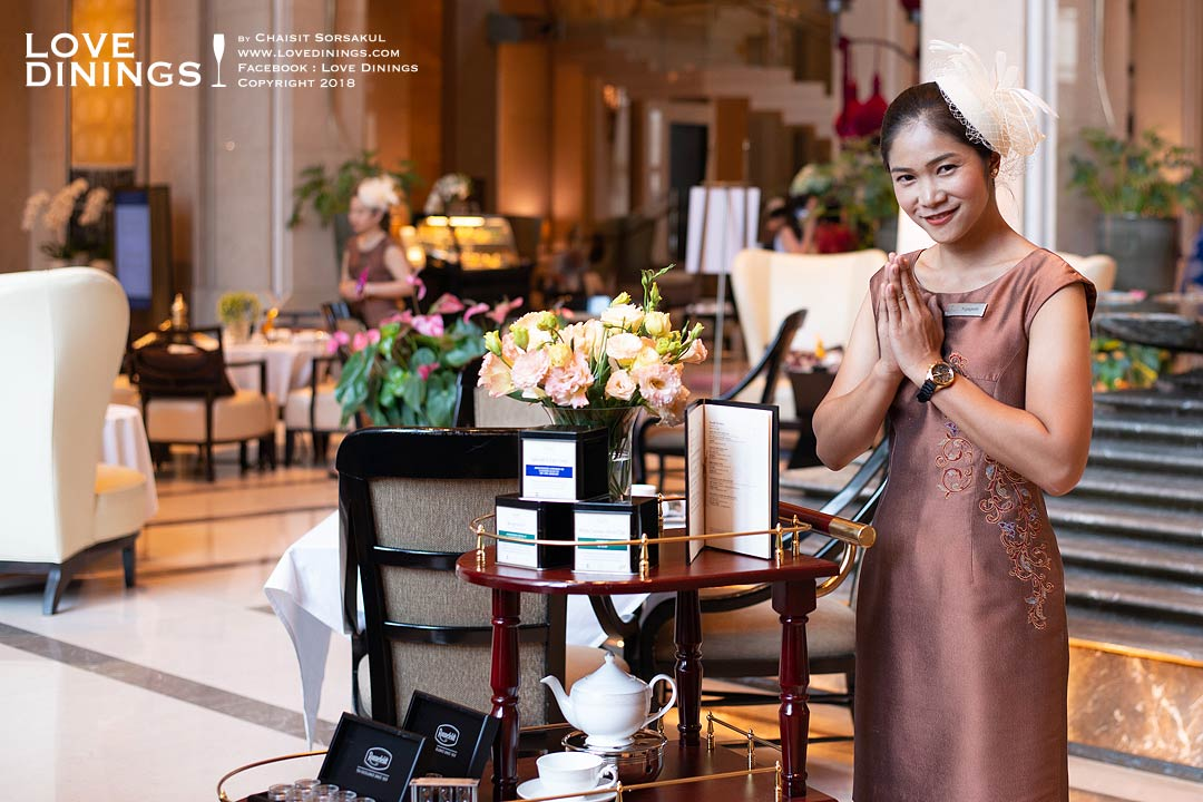 อาฟเตอร์นูนทีโรงแรมสยามเคมปินสกี้ กรุงเทพฯ เซ็ทคอร์ส Afternoon Tea Siam Kempinski Hotel Bangkok Set Course Reimage_09